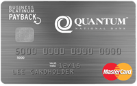 Business Credit Cards Platinum Payback
