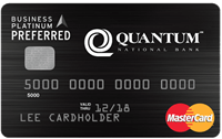 Business Credit Cards Platinum Preferred